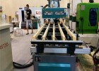 华洲供应五轴榫槽机 木工打卯机 电脑拉槽机厂家