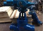 Z961Y-100I电动铬钼钢焊接闸阀