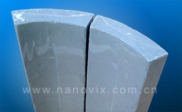 纳米微孔隔热材料圆弧板