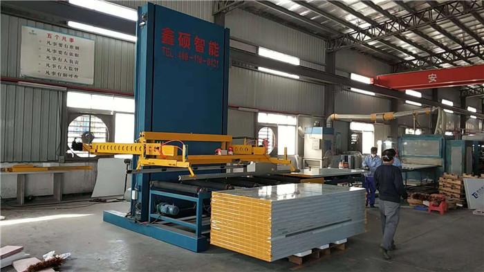 净化板自动生产线设备搬运码垛机器人