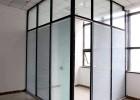 淮安玻璃隔断高隔间移动玻璃门和推拉玻璃门