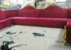 百歐KTV家具供應KTV樹脂茶幾 歐式沙發扶手  樹脂外架