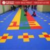 幼儿园软质防滑悬浮拼装地板厂家环保耐用
