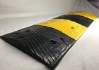 本厂专业生产进口优质橡胶道路减速带减速路拱缓冲带