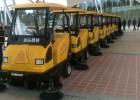 明诺扫地机厂家供应广场景区马路保洁清洁电动扫地机