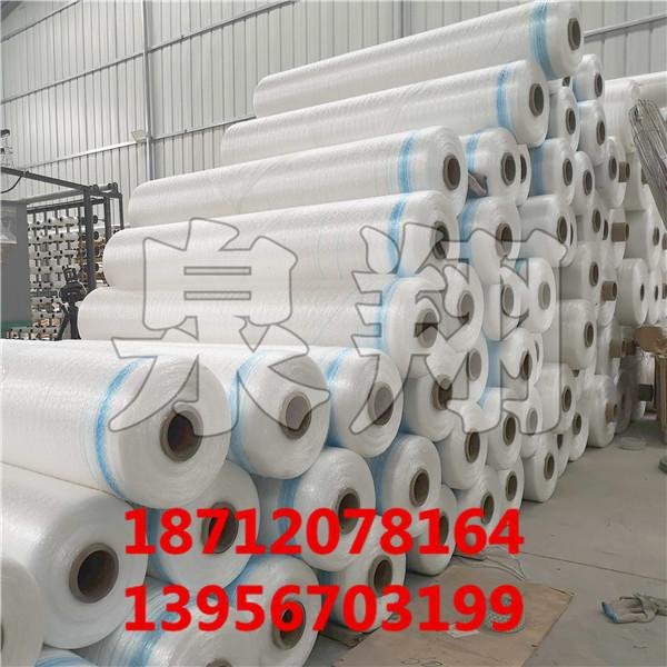 打捆网捆草网生产厂家泉翔绳业牧草网