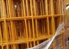 养殖场网 圈山网圈地网浸塑电焊网工程黄色荷兰网 荷兰网立柱