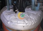 平板硫化机软保温套 硫化热板保温罩 硫化阀门保温衣