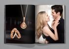 珠寶畫冊印刷,首飾畫冊定做,重慶產品宣傳書制作廠家