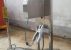 油罐车卸油前连接静电接地报警器