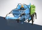 GYP-90型液压湿喷机技术优势