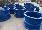 西安钢制柔性防水套管02s404图集厂家