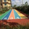 上海学校塑胶跑道施工厂家 维修 翻新