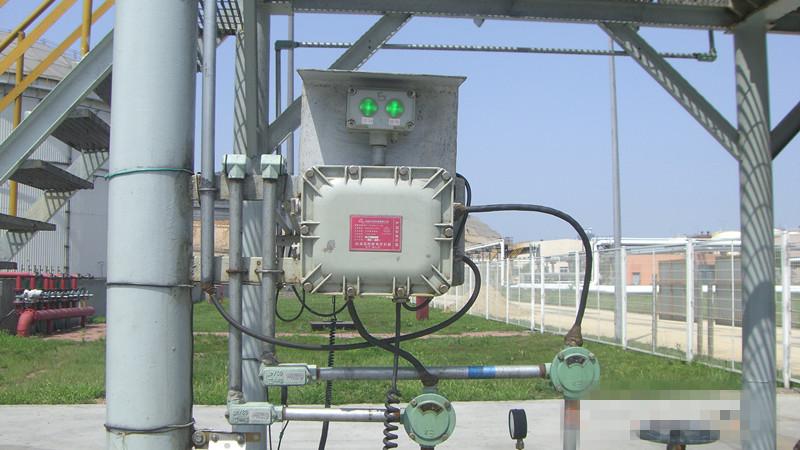 天然气站KD-SGC型静电接地控制仪 声光报警