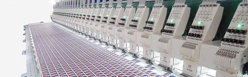 青岛工业刺绣机厂有吗