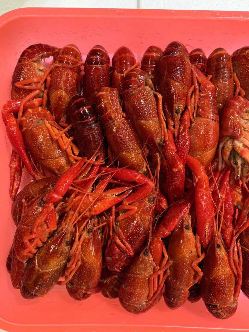 冻虾市场批发低价促销