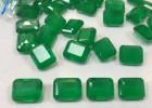 梧州人造祖母绿宝石 厂家直销 裸石宝石裸钻批发 量大价优