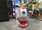 南宁超市洗地机电动拖地机厂家直销