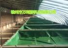 室外帆布水池设计_农业大棚养殖池_水产养殖帆布虾池