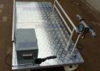 鐵路鋼軌運料載貨電瓶車陜西鴻信鐵路設備