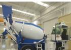 工程用混凝土搅拌车 自上料搅拌车 轮式液压混凝土搅拌罐车