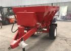 农业撒粪机 拖拉机有机肥抛粪车 大型干粪甩粪机厂家直销