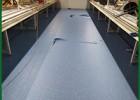 实验室无方向性钦州同质透心pvc地板手术室同透PVC塑胶地板