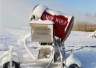 出雪量大天津盘山滑雪场造雪机厂家