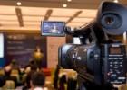 开业活动婚礼跟拍会议活动4K摄影师8米摇臂摄像师
