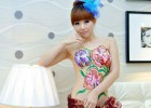 模特走秀外籍模特外国模特礼仪服务人体彩绘服装