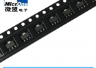 ME6208A33PG SOT-89低压差线性稳压器