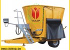 广州帅拓机械 饲料搅拌机贴画 农机喷画  不干胶农机标签