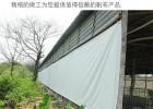 猪场卷帘安装猪场卷帘定做批发养殖场专用帆布卷帘