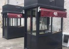 艺术钢结构岗亭  艺术定制岗亭 全国岗亭供应商