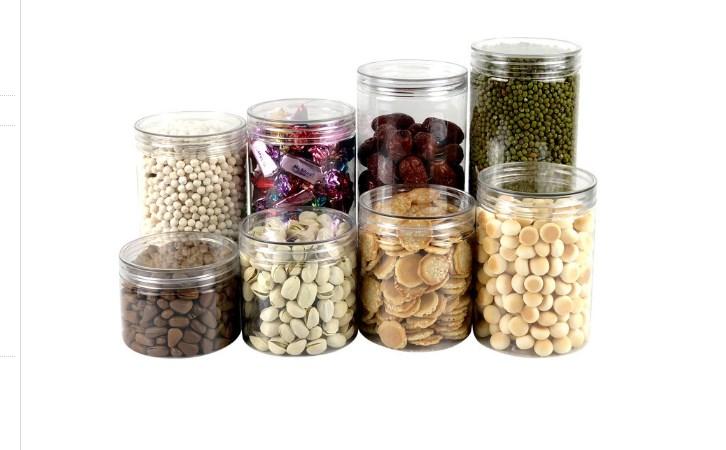 休闲食品包装罐