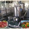 血豆腐设备-猪血豆腐生产机械-鸭血旺加工设备