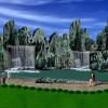 忻州假山制作|塑石假山制作|忻州塑石假山厂家