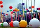 深圳礼仪服务 深圳婚庆服务 深圳百日宴会气球布置