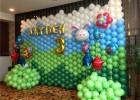 深圳气球装饰  深圳求婚策划 深圳婚礼气球