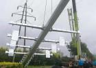电力钢管杆220KV电力钢管杆26米双回路电力钢管杆