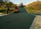 东莞沥青混凝土摊铺机  东莞沥青路面施工