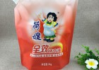 厂家定制 2L洗衣液袋 吸嘴袋自立袋