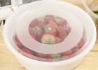 厂家生产水煮鱼打包圆盆外卖快餐盒2000ML小龙虾打包盒加厚