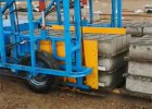 电瓶叉砖车视频 电动叉砖车