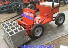 水泥砖叉砖车视频 电瓶叉车