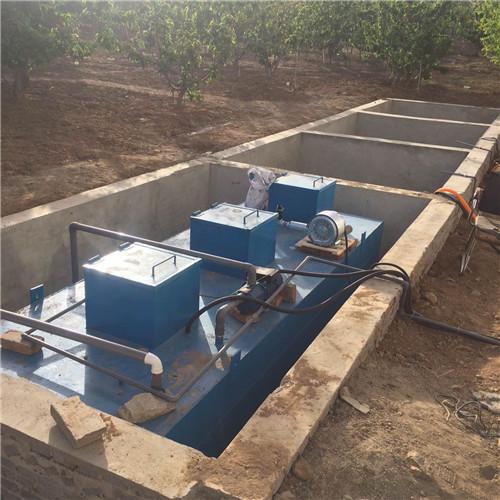 辽源乡镇生活污水处理设备