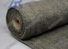 陶瓷纤维烧结布 无烟隔热布