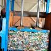液压100吨立式专用矿泉水瓶废纸箱打包机
