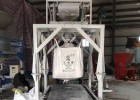 化肥吨袋包装机/化肥装袋机
