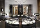 烤漆玻璃珠宝展示柜定制厂家,深圳珠宝展柜设计公司